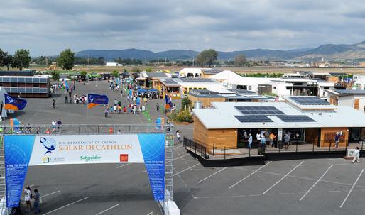 Denver selected to host the 2017 Solar Decathlon