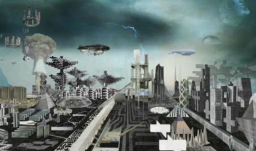 """WAI Think Tank Video """"Généalogie d'un collage"""""""