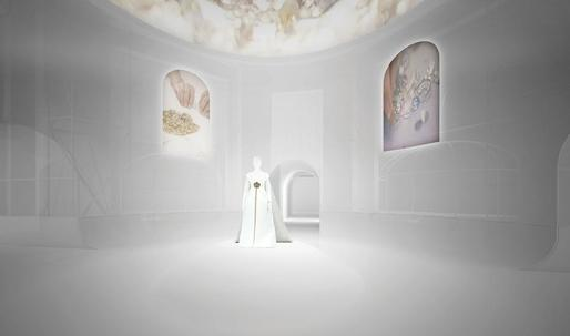 Shohei Shigematsu of OMA transforms the Met for the spring Costume Institute exhibit