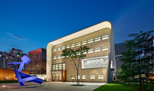 New U.S. Consulate General by SOM officially opens in Guangzhou