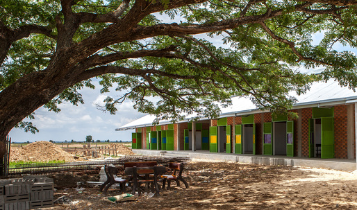 WW+P-Designed School Opens in Cambodia