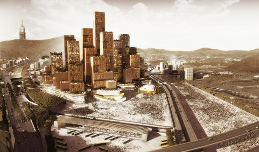 X-Architects wins competition to design new Mecca master plan with focus on pedestrians