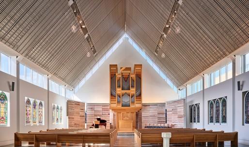 BNIM restores Kansas City's century-old Westport Presbyterian Church