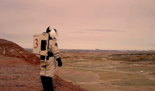 Challenging the space-age Manifest Destiny narrative, as Elon Musk vies to move humans to Mars