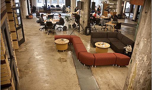 New Ways of Designing the Modern Workspace