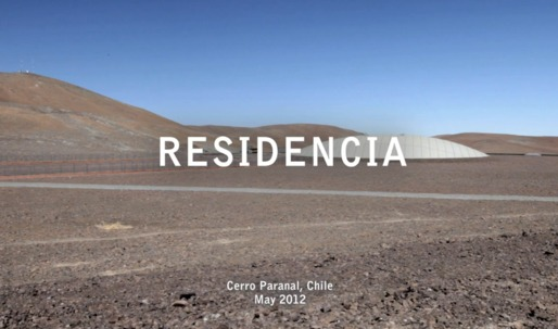 Residencia - architecture by Auer + Weber;video by Tramnesia