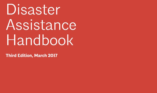 The AIA releases a revamped 'Disaster Assistance Handbook'
