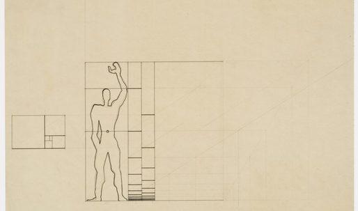 Federica Buzzi's critique on the Le Corbusier Modulor