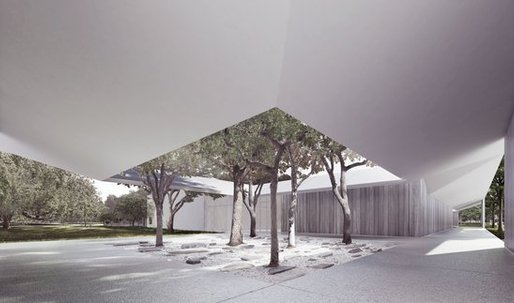 Review: Menil design by L.A.'s Johnston Marklee is deceptively simple