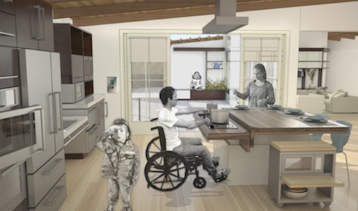 Architecture for Recovery: IDEO and Michael Graves Design a Home for Disabled Military Veterans
