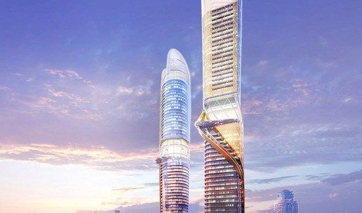 Rainforest in the desert? This new Dubai tower will have one. Oh, and an artificial beach, too.