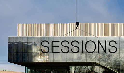 Calming Down and Speeding Up in Louisville with Steven Ward, on Archinect Sessions #78