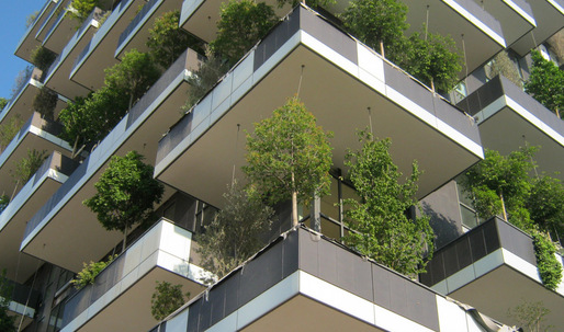 Boeri Studio's Bosco Verticale in Milan makes the forest tower fantasy a reality