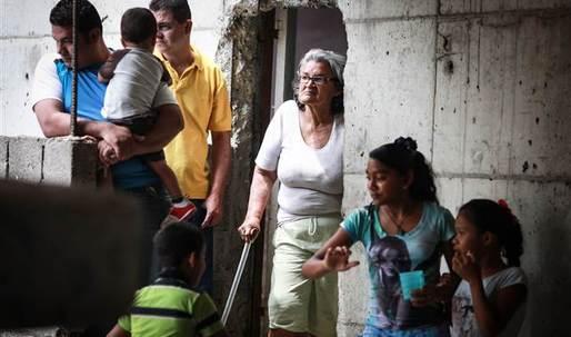 Venezuelan Government Evicts Residents From World's Tallest Slum