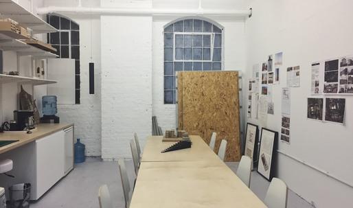 Studio Visits : Delvendahl Martin Architects