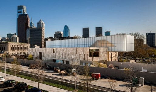 The New Barnes Foundation Building: Soulful, Self-assured, and Soaked with Light