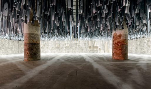 "Aravena's discomforting Venice Biennale: taking on ""Reporting from the Front"""