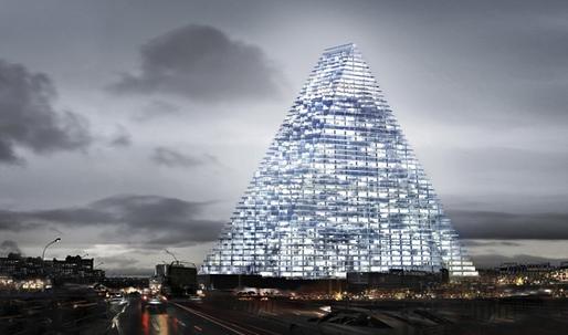 HdM's Triangle skyscraper continues to divide Paris over its historic identity