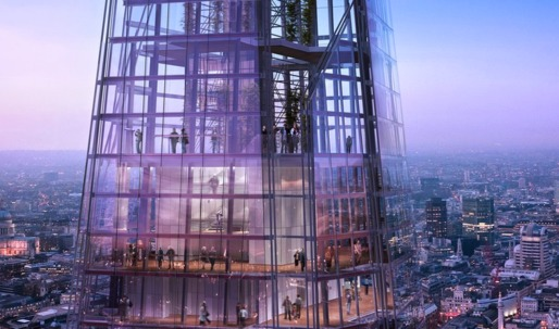 William Matthews, Shard Project Architect, will leave Piano to start new practice