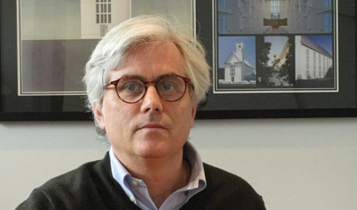 Scott Merrill wins the 2016 Driehaus Prize