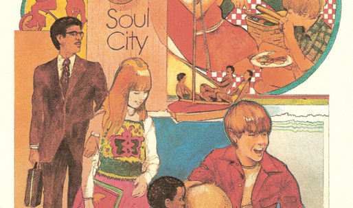 """Flashback: Floyd McKissick's unfinished """"Soul City"""" suburb in NC"""