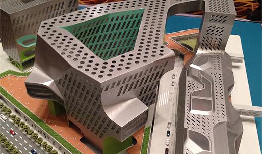 Neil M. Denari Architects Wins New Keelung Harbor Service Building