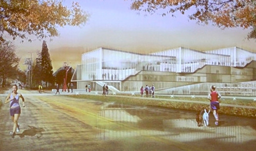 Plans reworked for new Kent State architecture college