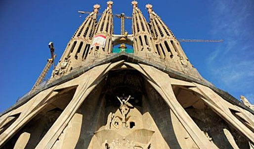 Gaudí's unfinished Sagrada Família does not need a completion date