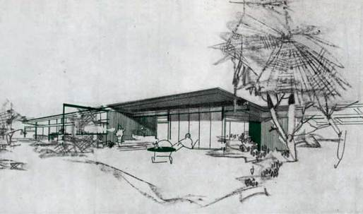 You Can Build a Brand New Richard Neutra Case Study House