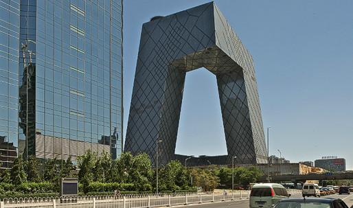 Koolhaas rewrites script with blockbuster buildings