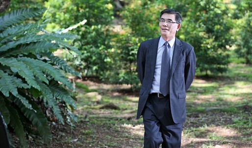 """Architecture Dean Poh says reduction in energy savings is not enough: """"I am for net zero."""""""