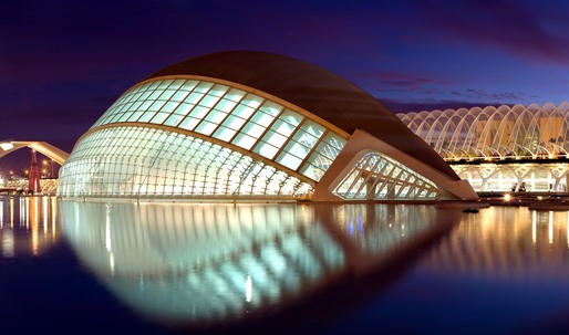 Santiago Calatrava wins The European Prize for Architecture