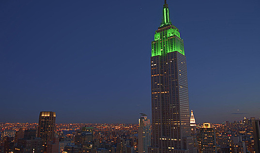 Empire State Building Achieves LEED Gold Certification