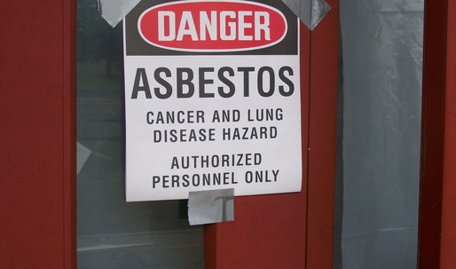 Asbestos is still making young people sick—40 years after it was banned