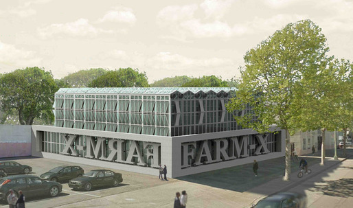 FARM-X shares its modular vertical farming approach, pilot project nears completion