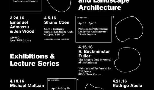 Get Lectured: RISD, Spring '16