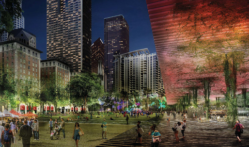 """Agence Ter and Team wins Pershing Square Renew with """"radically flat"""" proposal"""
