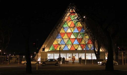 Shigeru Ban's Cardboard Cathedral opens in Christchurch