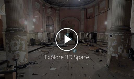 Take a 360° tour of Steinert Hall, Boston's iconic underground theater