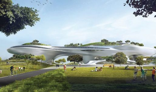 New designs revealed for the Lucas Museum of Narrative Art