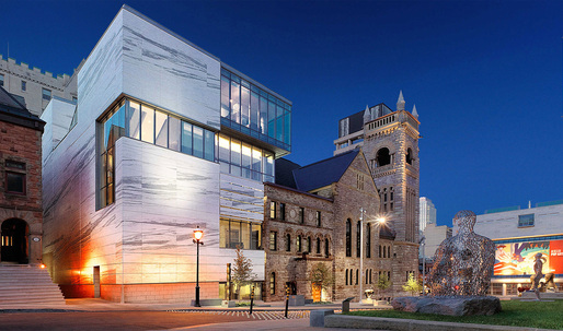 Winners of the 2014 Canadian National Urban Design Awards