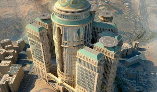 World's largest hotel under construction in Mecca — and it's worse than you thought