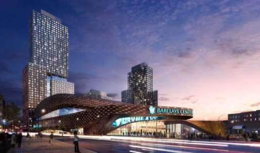 The Barclays Center, in Brooklyn, Reviewed by Alexandra Lange