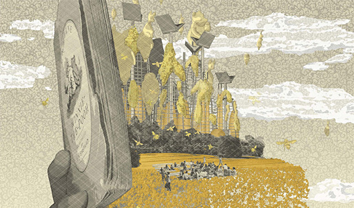 Winners of the 2014 RIBA President's Medals Student Awards