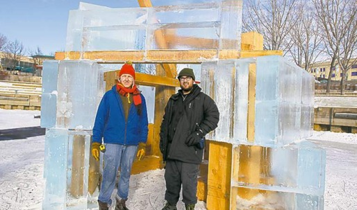 Very cool: Warming-hut designs win big at The Forks