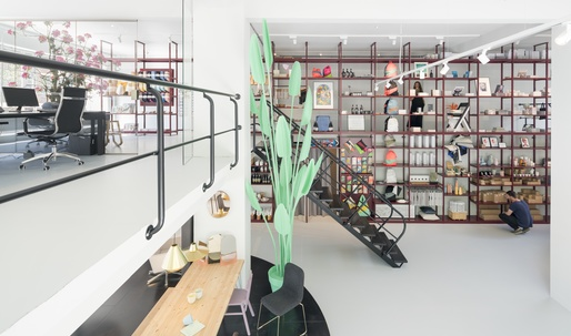 Rotterdam-based concept store Groos gets a revamp from MVRDV