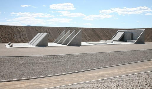 "Land surrounding Michael Heizer's ""City"" could lose national monument protection under Trump Administration"