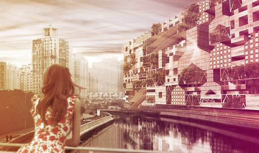 FLIP/CITY SHANGHAI by PinkCloud.dk