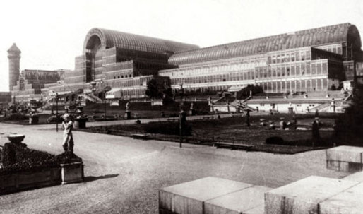 Plans to recreate the Crystal Palace are as jingoistic as a Gove history lesson