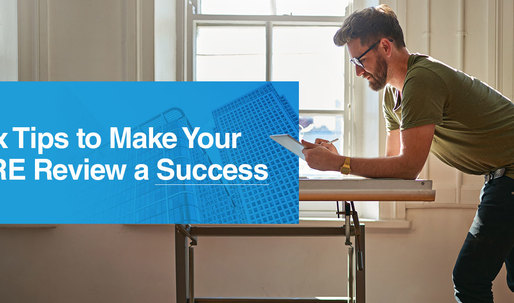 Six tips to make your ARE review a success